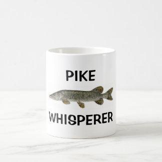 PIKE WHISPERER BASIC WHITE MUG