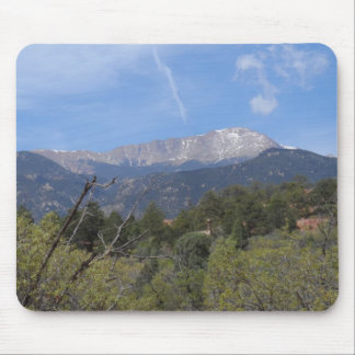 Pikes Peak- Colorado Springs Mouse Pad