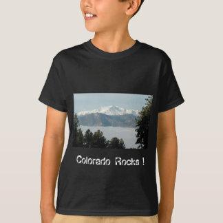 Pikes Peak Teen T Tshirt