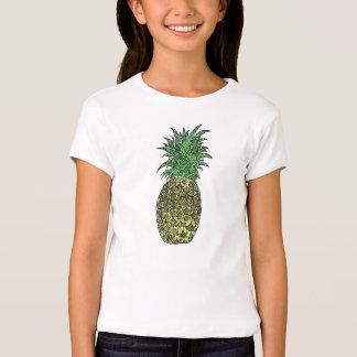 Pineapple Sketch Tshirt