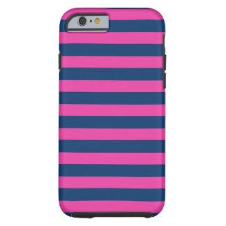 Pink Navy iPhone 6 case