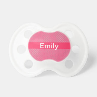 Pink Perfection Pacifier