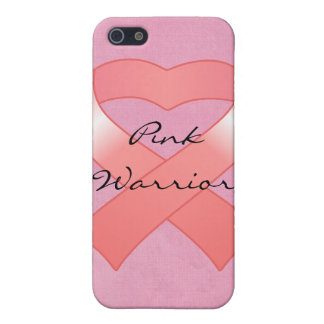 Pink Ribbon Heart iPhone 4 Speck Case iPhone 5 Cover