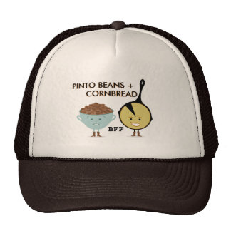 Pinto Beans and Cornbread Best Friends Forever Cap