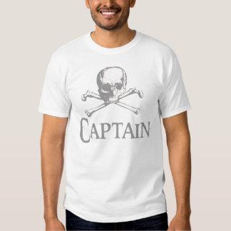 Pirate Captain Tee Shirts