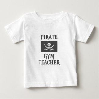 Pirate Gym Teacher Tshirt