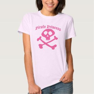pirate princess tshirt