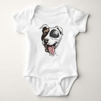 Pitbull design by Mudge Studios T-shirts
