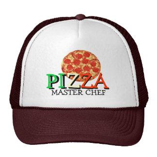 Pizza Master Chef Cap