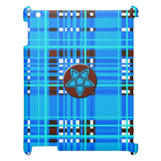Plaid Abstract 15 iPad Cover