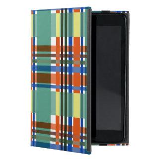 Plaid Abstract 18 iPad Mini Cover