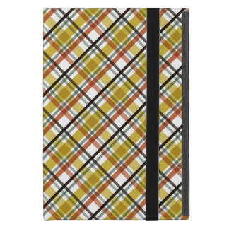 Plaid Abstract 20 Cover For iPad Mini