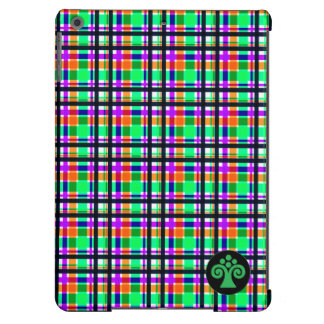 Plaid Abstract 4 iPad Air Cases