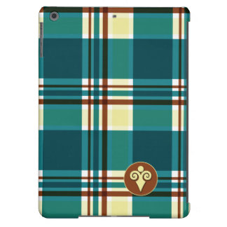 Plaid Abstract 8 Case For iPad Air