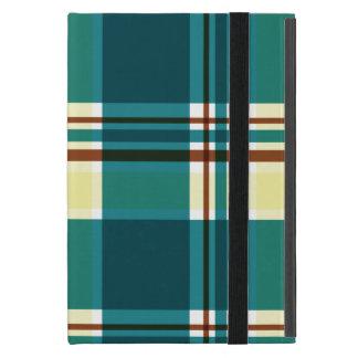 Plaid Abstract 8 Case For iPad Mini