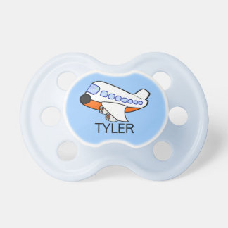 Plane Baby Pacifier