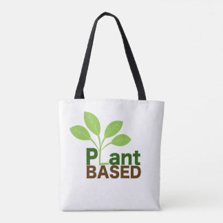 Plant Based Tote Tote Bag