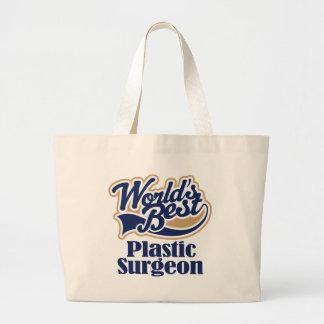 Plastic Surgeon Gift Jumbo Tote Bag
