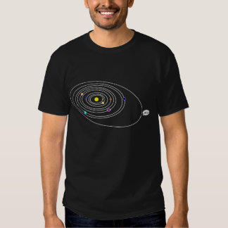 Pluto Responds to Being Demoted Tee Shirts