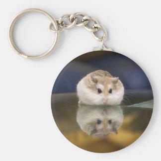 PMT reflects (keychain) Basic Round Button Key Ring