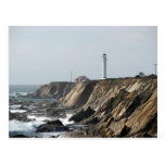 Point Arena Lighthouse, California Postcard