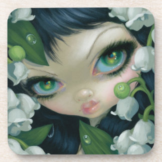 """""""Poisonous Beauties XI: Lily of the Valley"""" Coaste Drink Coasters"""