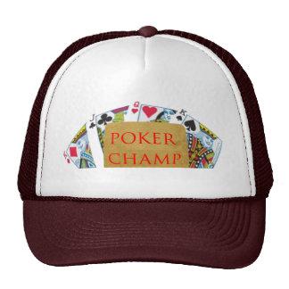 POKER Champion - Art101 Cap