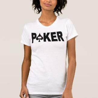 POKER Player Ladies Camisole Tees