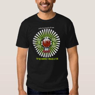Poker Team Bankroll T Shirts