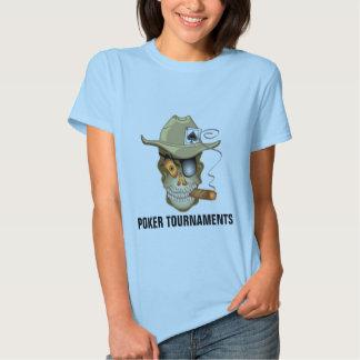 POKER TOURNAMENTS TEES