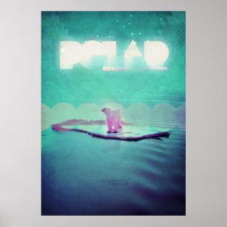 Polar Huge Canvas Poster