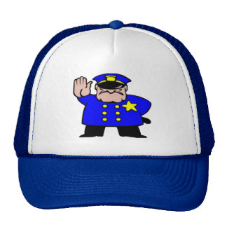 Policeman - Father's Day Cap