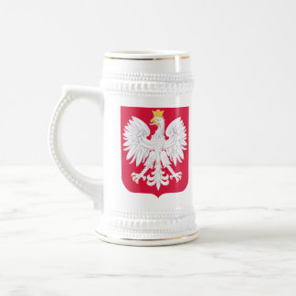 Polish Coat of Arms stein Beer Steins
