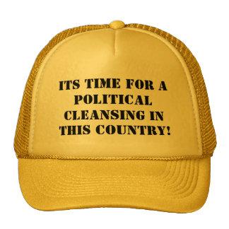 Political Cleansing Cap