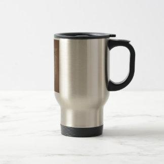Pomeranian Stainless Steel Travel Mug