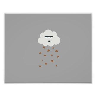 poo weather art photo