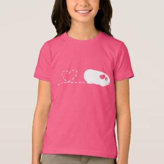 Pooping Heart Guinea Pig Children's T-Shirt