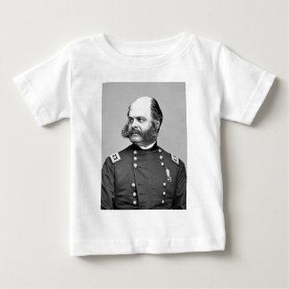 Portrait Civil War General Ambrose E. Burnside Tshirts