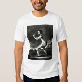 Portrait of Daniel Mendoza Shirts