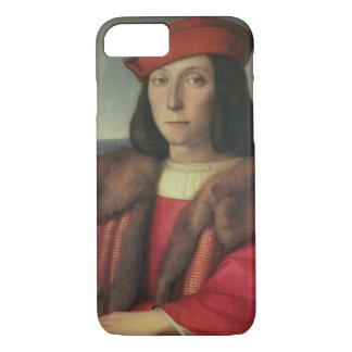 Portrait of Francesco della Rovere, Duke of Urbino iPhone 7 Case