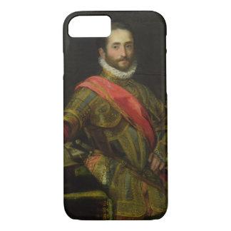 Portrait of Francesco II della Rovere, c.1572 (oil iPhone 7 Case