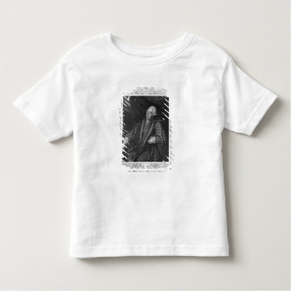 Portrait of Frederick North, Earl of Guildford Tshirts