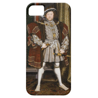 Portrait of Henry VIII by Hans Holbein the Younger iPhone 5 Covers