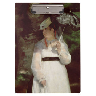 Portrait of Lise, 1867 Clipboard