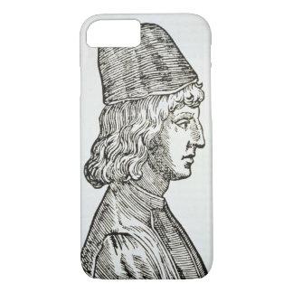 Portrait of Pico della Mirandola (1463-94), from ' iPhone 7 Case