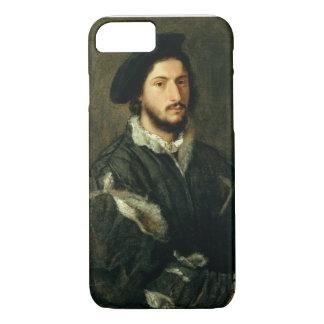 Portrait of Vincenzo Mosti (oil on canvas) iPhone 7 Case