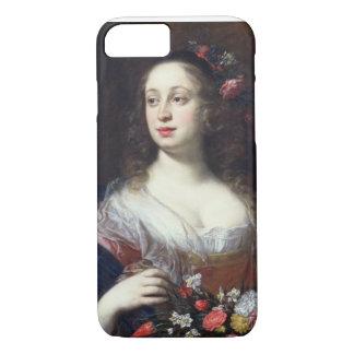 Portrait of Vittoria della Rovere dressed as Flora iPhone 7 Case