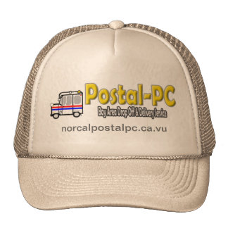 Postal Team Hat