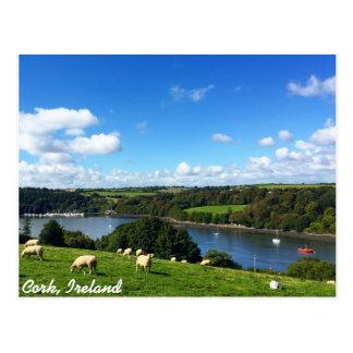 Postcard Cork, Ireland
