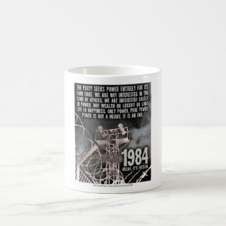 Power Basic White Mug